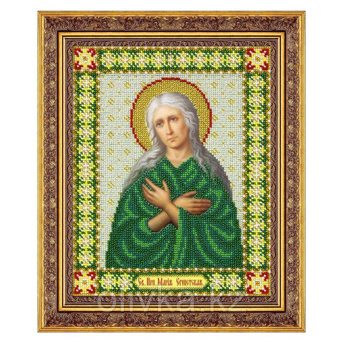 Набор для вышивки бисером «Святая Мария Египетская»