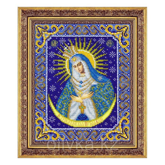 Набор для вышивки бисером «Пресвятая Богородица Остробрамская»