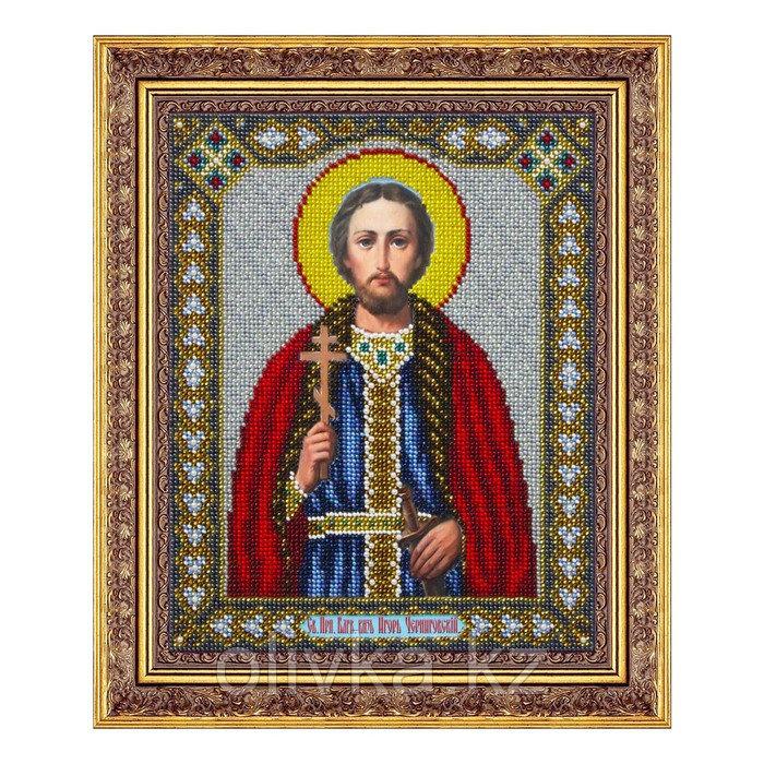 Набор для вышивки бисером «Святой благоверный князь Игорь Черниговский»