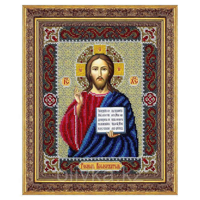 Набор для вышивки бисером «Господь Вседержитель»
