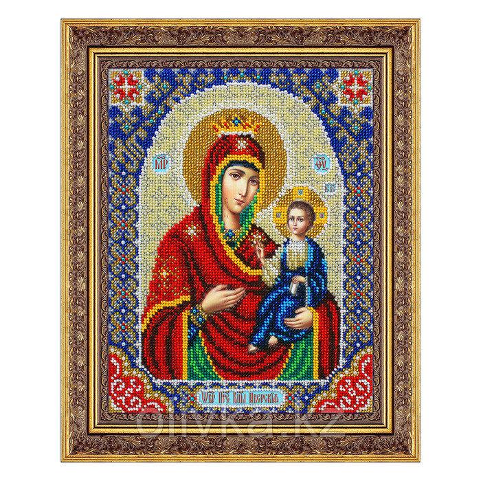 Набор для вышивки бисером «Пресвятая Богородица Иверская»