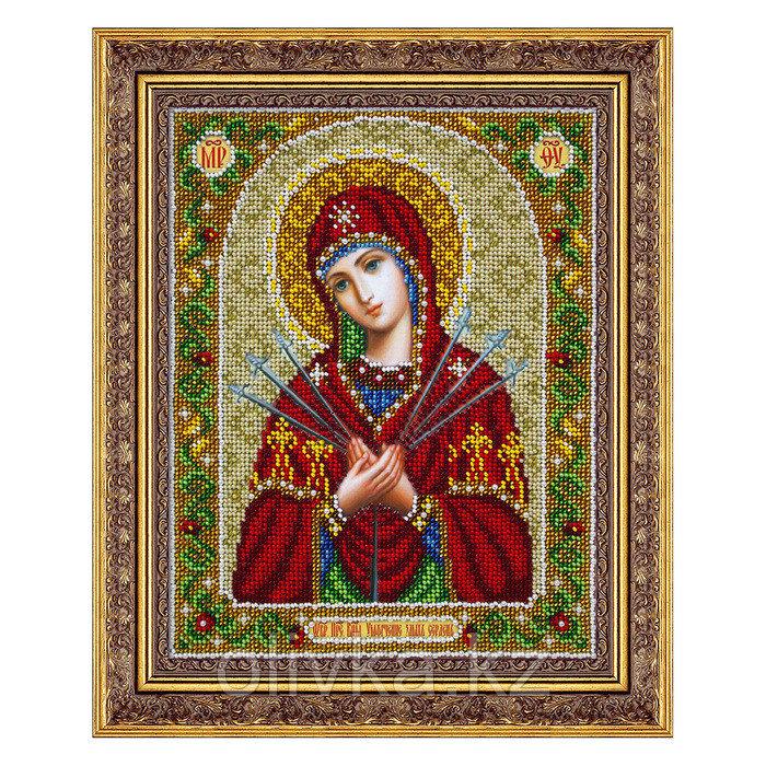 Набор для вышивки бисером «Пресвятая Богородица Умягчение злых сердец»