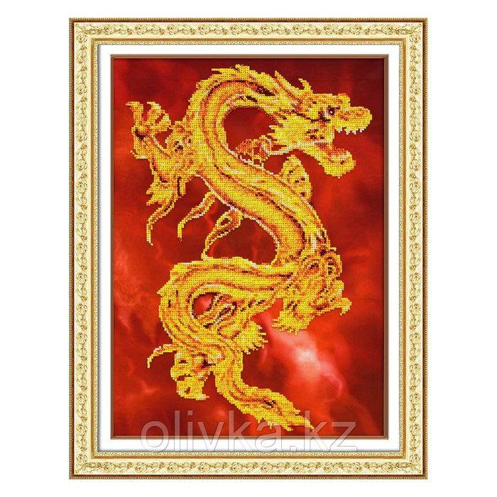 Набор для вышивки бисером «Восточный дракон»