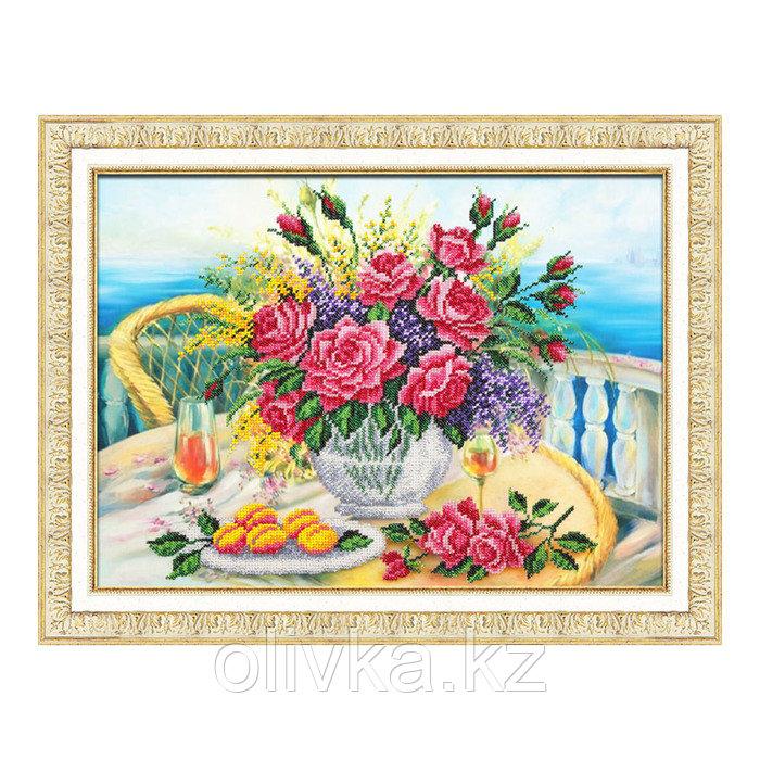 Набор для вышивки бисером «Приморский натюрморт»