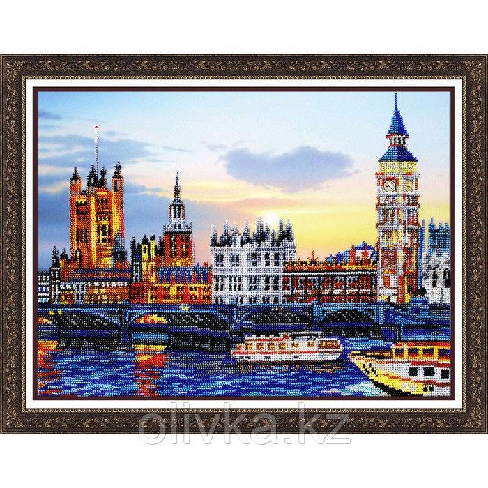 Набор для вышивания бисером «Лондон»
