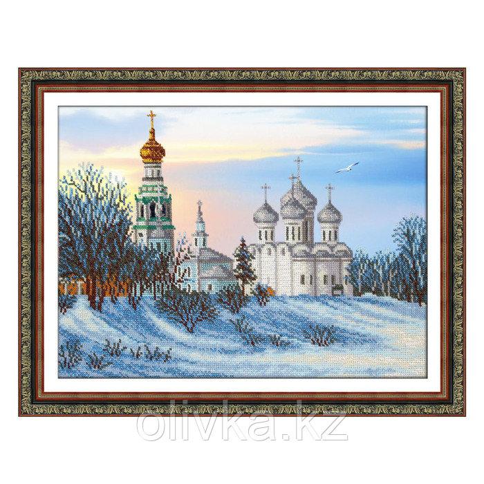 Набор для вышивки бисером «Вологда»