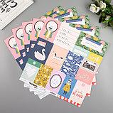 """Бумага для скрапбукинга Crate Paper """"Daydream"""" 30.5х30.5 см, 190 гр/м2, фото 3"""