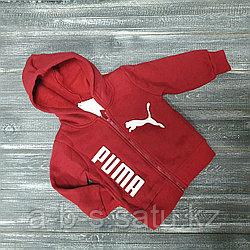 Свитшот красный Puma
