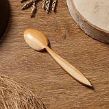 Ложка десертная, можжевельник, фото 2