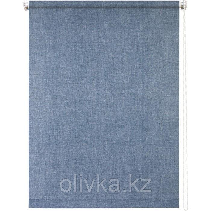 Рулонная штора «Деним», 140 х 175 см