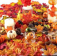 Листья, ягоды и прочее для осеннего декора