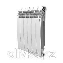 Радиатор биметаллический Royal Thermo BiLiner new, 500 x 80 мм, 4 секции