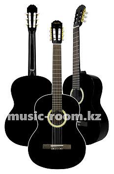 Детская классическая гитара Agnetha APS-E180 BK