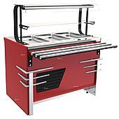 Прилавок холодильный Челябторгтехника «Refettorio Case» RC13A, 20 мм углубление