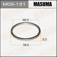 """Фасовка Упл.кольцо под вых.коллект.""""Masuma""""  68х78,   уп.2шт"""