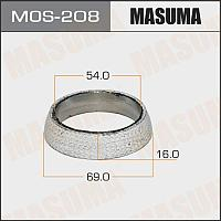 "Упл.кольцо под выхл.коллект. ""MASUMA"" 54x69x16"