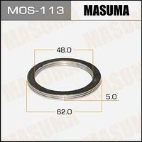 """Фасовка Упл.кольцо под вых.коллект.""""Masuma""""  48х62,   уп.2шт"""