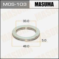 """Фасовка Упл.кольцо под вых.коллект.""""Masuma""""  33х48,   уп.2шт"""
