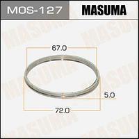 """Фасовка Упл.кольцо под вых.коллект.""""Masuma""""  67х72,   уп.2шт"""