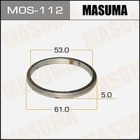 """Фасовка Упл.кольцо под вых.коллект.""""Masuma""""  53х61,   уп.2шт"""