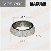 "Упл.кольцо под выхл.коллект. ""MASUMA"" 48.3x63.5x17"