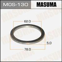 """Фасовка Упл.кольцо под вых.коллект.""""Masuma""""  62х78,   уп.2шт"""