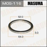 """Фасовка Упл.кольцо под вых.коллект.""""Masuma""""  52х64,   уп.2шт"""