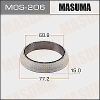 "Упл.кольцо под выхл.коллект. ""MASUMA"" 60.8x77.2x15"