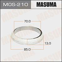 "Упл.кольцо под выхл.коллект. ""MASUMA"" 70x85x13"