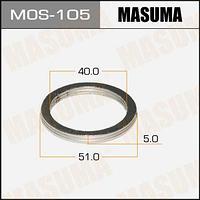 """Фасовка Упл.кольцо под вых.коллект.""""Masuma""""  40х51,   уп.2шт"""