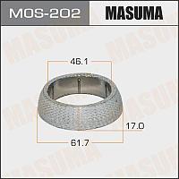 "Упл.кольцо под выхл.коллект. ""MASUMA"" 46.1x61.7x17"