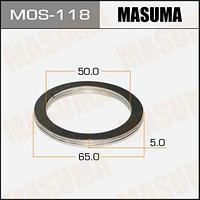 """Фасовка Упл.кольцо под вых.коллект.""""Masuma""""  50х65,   уп.2шт"""