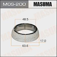 "Упл.кольцо под выхл.коллект. ""MASUMA"" 48.5x63.6x17"