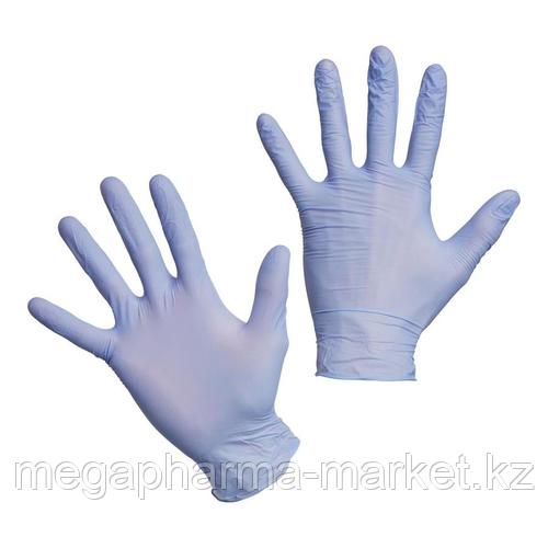 Перчатки нитриловые нестерильные размер XS, S, L, M пар M