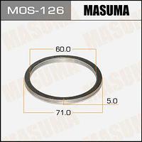 """Фасовка Упл.кольцо под вых.коллект.""""Masuma""""  60х71,   уп.2шт"""