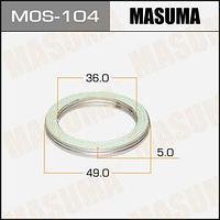 """Фасовка Упл.кольцо под вых.коллект.""""Masuma""""  36х49,   уп.2шт"""