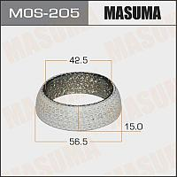 "Упл.кольцо под выхл.коллект. ""MASUMA"" 42.5x56.5x15"