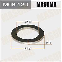 """Фасовка Упл.кольцо под вых.коллект.""""Masuma""""  45х68,   уп.2шт"""