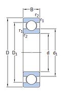 6226/С3VL0241   подшипник SKF