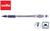 Ручка шариковая Cello Gripper 1, синий