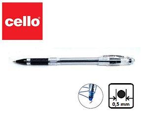Ручка шариковая Cello Gripper 1, черный