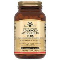 Витамины Ацидофилус Плюс Эдванст Solgar (Солгар) 60 капсул