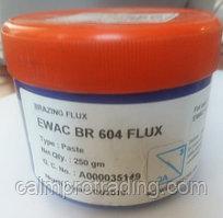 Флюс для пайки EWAC BR 604 flux, 50 г / банка