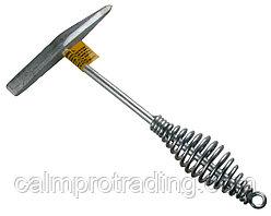Молоток сварщика с пружинной ручкой