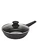 Сковорода Vicalina 26см с каменным покрытием Fry Pan, фото 5