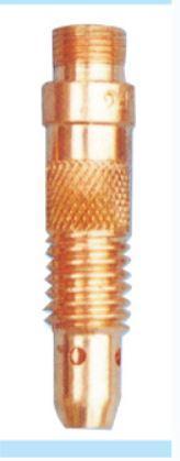 Держатель цанги ф. 3,2 \ 47 мм  для горелки TIG-сварки 18-26