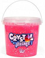 Slime-Crystal S300-7 Розовый, 1 кг