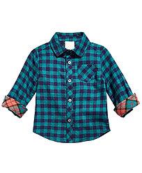 First Impressions Детская рубашка для мальчиков 2000000401409