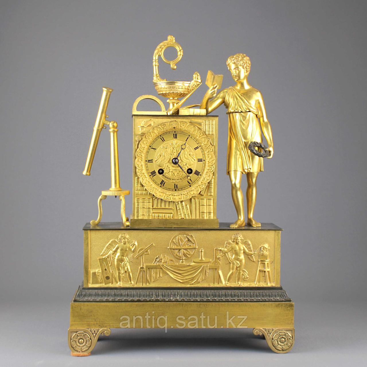 «Аллегория науки» Кабинетные эпохи Ампир. Франция. I половина XIX века - фото 2