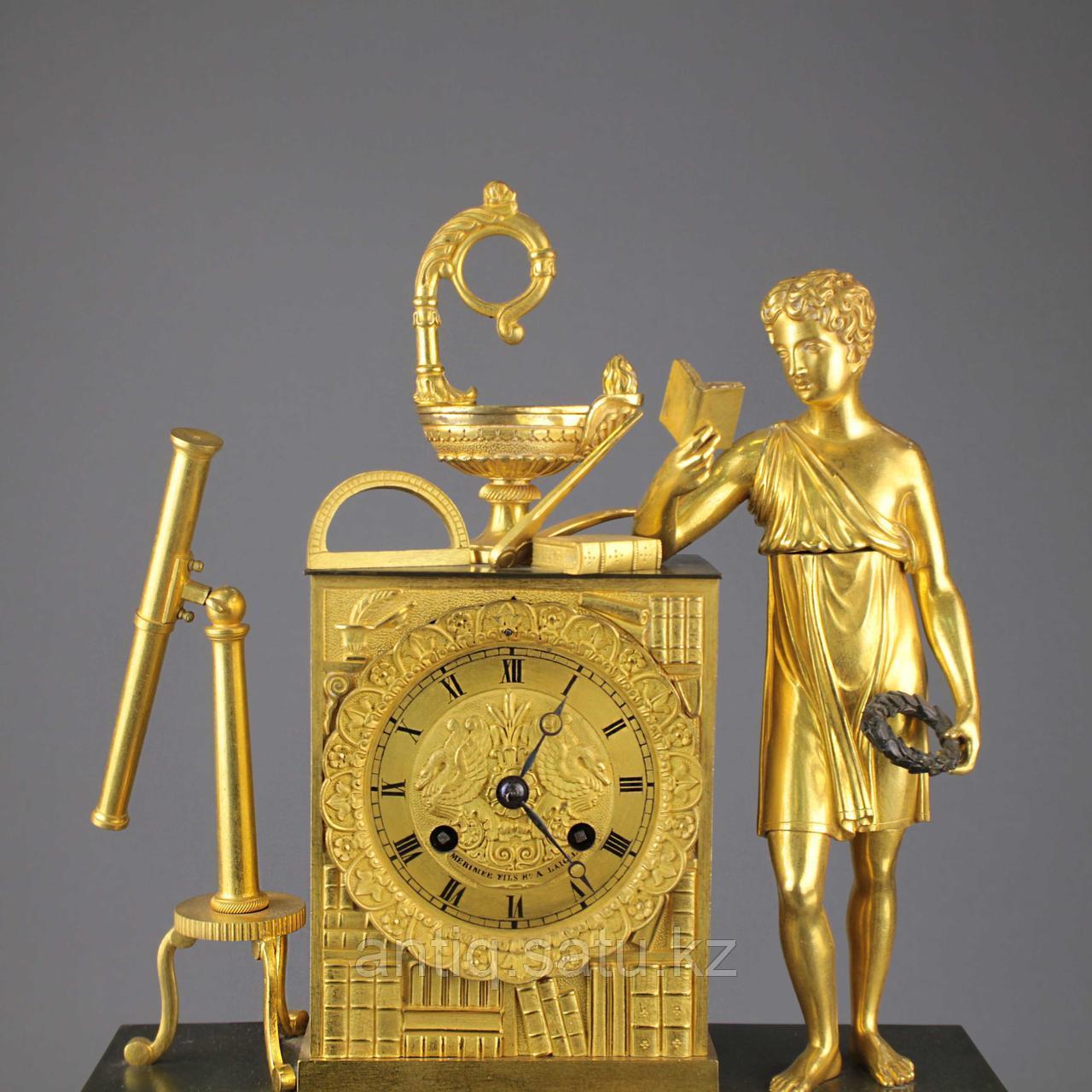 «Аллегория науки» Кабинетные эпохи Ампир. Франция. I половина XIX века - фото 3